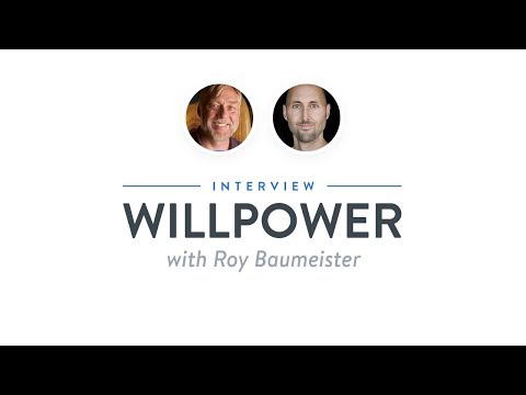 Optimize Interview: Willpower with Roy Baumeister