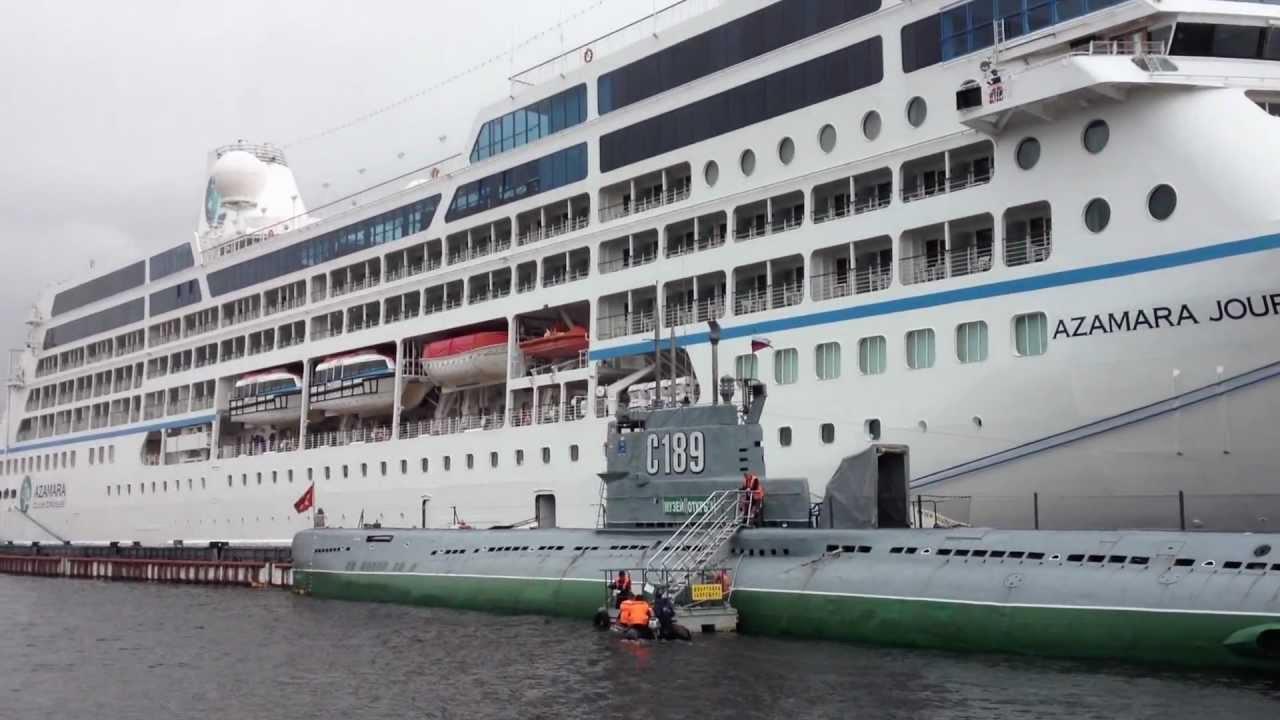 ремонт подводных лодок на петербурге