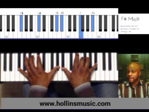 """""""You Can't Beat God Giving"""" - Gospel Piano Tutorial"""