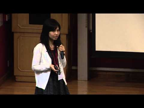 Learn how to read Chinese in a more efficient way: Agnes Zheng at TEDxLingnanUniversity