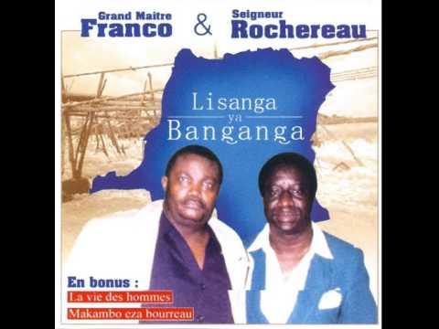 Franco / Tabu Ley Rochereau - Lettre à Mr le DG