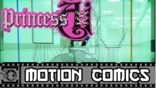 Princess Ai-Motion Comic #03 Eine Ahnung in der Bibliothek?
