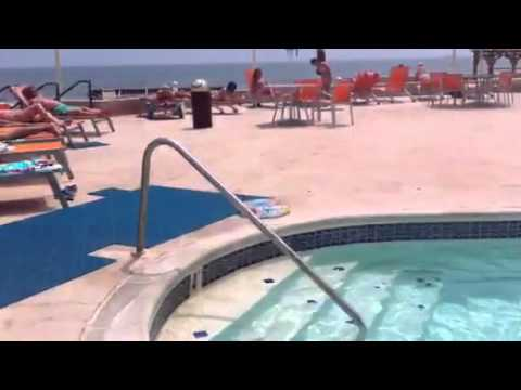 Atlantic Palace Outdoor Pool