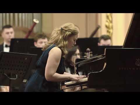Vasyl Barvinsky: Piano Concerto, f moll - Violina Petrychenko