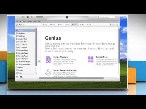 Create Album Playlist In ITunes® On Windows® XP PC
