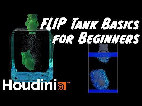 FLIP Tank Basics | SideFX