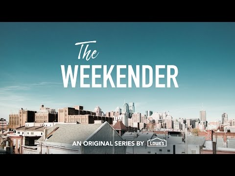 The Weekender Launch Trailer