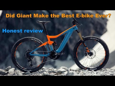 Did GIANT Make The Best E-bike? Honest Review