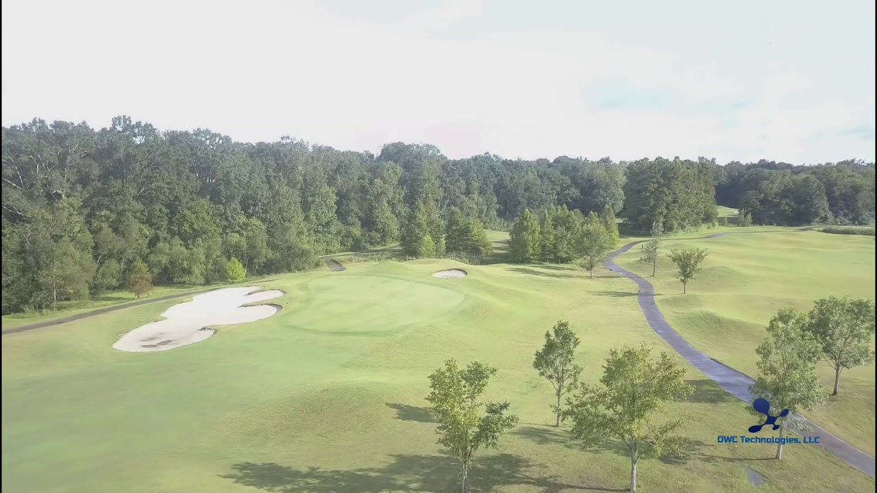 Atchafalaya Golf Course, Patterson, Louisiana