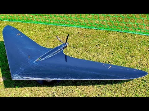 BRUTAL RC SPEED GIANT RC HORTEN NURI 337KMH 210MPH FLIGHT DEMONSTRATION WITH TRICKY LANDING