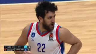 21.01.2021 / Zenit - Anadolu Efes / Vasilije Micic
