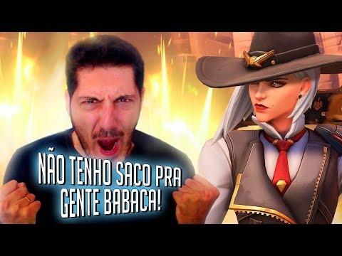 COMEÇANDO A MD10 com TRETA SEVERA! | TEMPORADA 14 | Overwatch Brasil thumbnail
