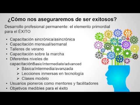 WPS Digital Learning Initiative Orientation Spanish