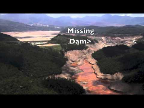 Bento Rodrigues Mine Disaster.mov
