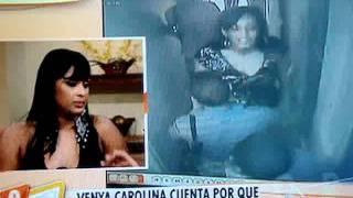 Venya Carolina  Escandalo TV, 6/30/2011