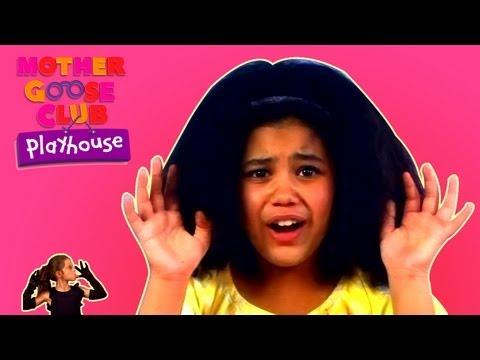 Little Miss Muffet | Mother Goose Club Playhouse Kids Video