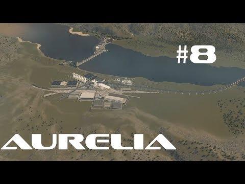 Cities: Skylines  Industrial Area Part 1  Aurelia #8