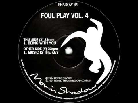 Foul Play feat. Denise Gordon - Music is the Key - Foul Play IV