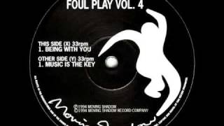 Foul Play feat. Denise Gordon - Music is the Key - Foul Play IV