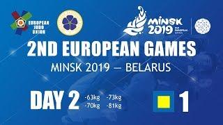 European Games 2019 - Minsk - Day 2 ELIMINATION