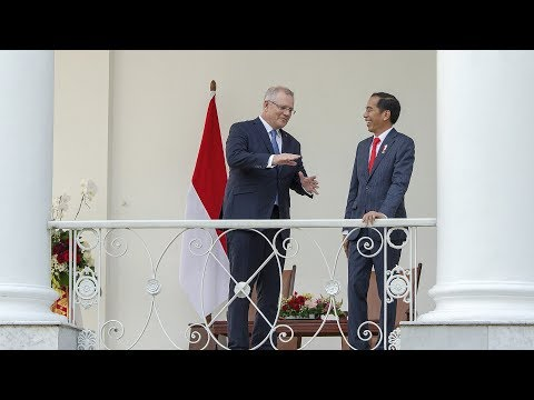 Australia and Indonesia vow to improve ties