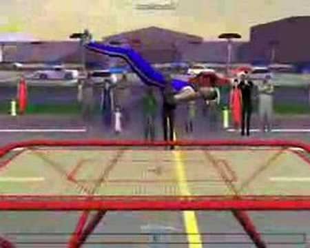 walabers trampoline game online