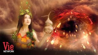 Nữ Oa Nương Nương cử Đắc Kỷ xuống trần quyến rũ Trụ Vương, phá banh đất nước vì dám trêu ghẹo mình