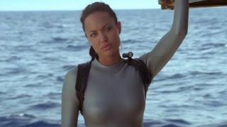 Angelina Jolie in Wetsuit
