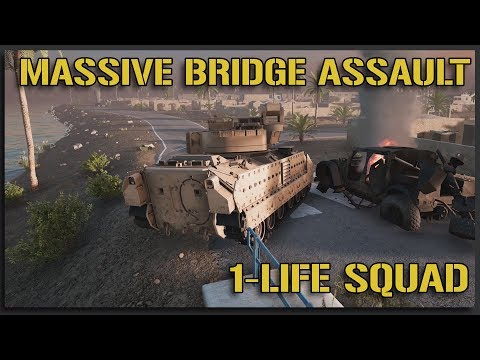 MASSIVE 1-LIFE BRIDGE