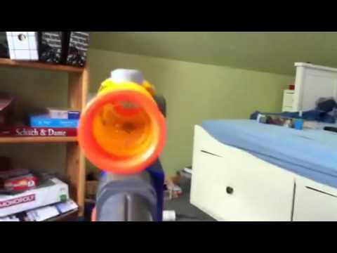 Nerf sniper youtube