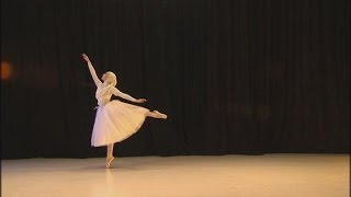 Young Muslim ballet dancer aims to break new ground