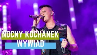 Nocny Kochanek - wywiad #polandrock2018