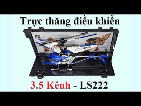 Máy bay điều khiển từ xa ( 3.5 kênh ) LS-222