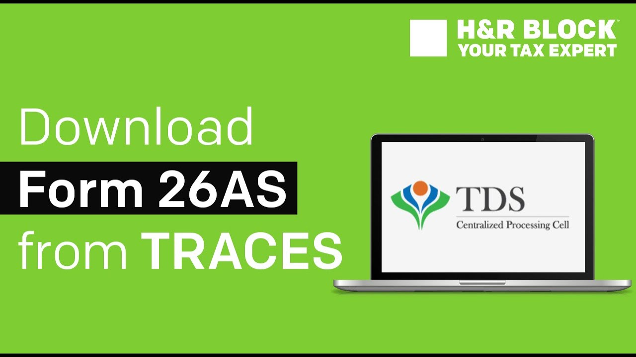 How To View Form 26as And Download It From Traces Youtube