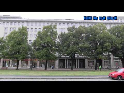 BERLIN: Karl-Marx-Allee (Stalinallee) - Vom Alexanderplatz zum Frankfurter Tor