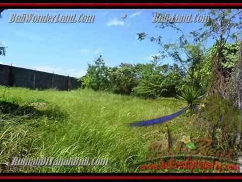 Exotic LAND FOR SALE IN CANGGU BALI TJCG155