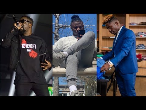 Shatta Wale, Sarkodie and Stonebwoy 2019 VGMA awards nominations - MUST WATCH LIKE Mp3