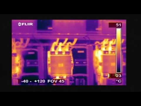 Flir-Systems: Industrie/Energie einsparen