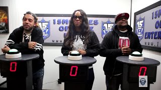 THE BAR EXAM GAME SHOW SEASON 3 EP. 6 W/ BABS BUNNY & VAGUE (QOTR) & ZILLA (100 BARS MAG)