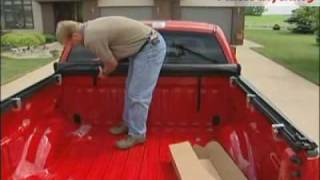 How to Install TruXedo TruXport Roll-Up Tonneau Cover on a Ford F150