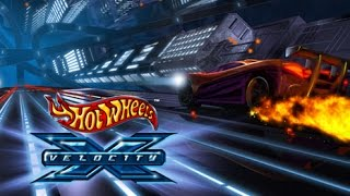 Hot Wheels Velocity X Part 1 - Trouble in Downtown