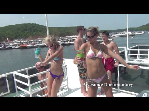 Party Cove Lake of the Ozarks The Gauntlet