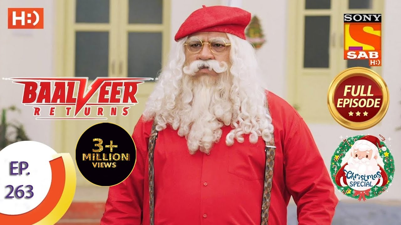 Download Baalveer Returns - Ep 263 - Full Episode - 24th December 2020