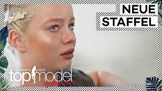 Patzig im Interview: Zoes Vergangenheit holt sie ein | GNTM 2018 | ProSieben