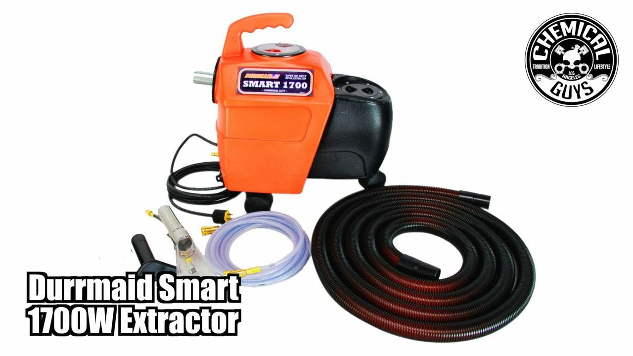 Durrmaid Smart 1700 Hot Water Carpet Extractor Chemical