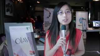 CozyCot Beauty Forum 2012 - Olay Interview Segment Thumbnail