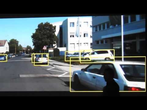 Nvidia creates a deep-learning platform for self-driving cars