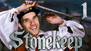 Getting stoned like 1995 | Stonekeep mit Dennis #01