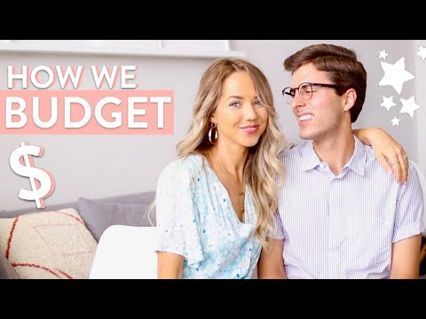 FINANCES 101 | How we budget, save, & travel for free! ✨