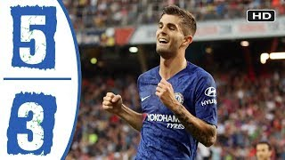 Chelsea vs Salzburg 5-3 Highlights & All Goals 2019
